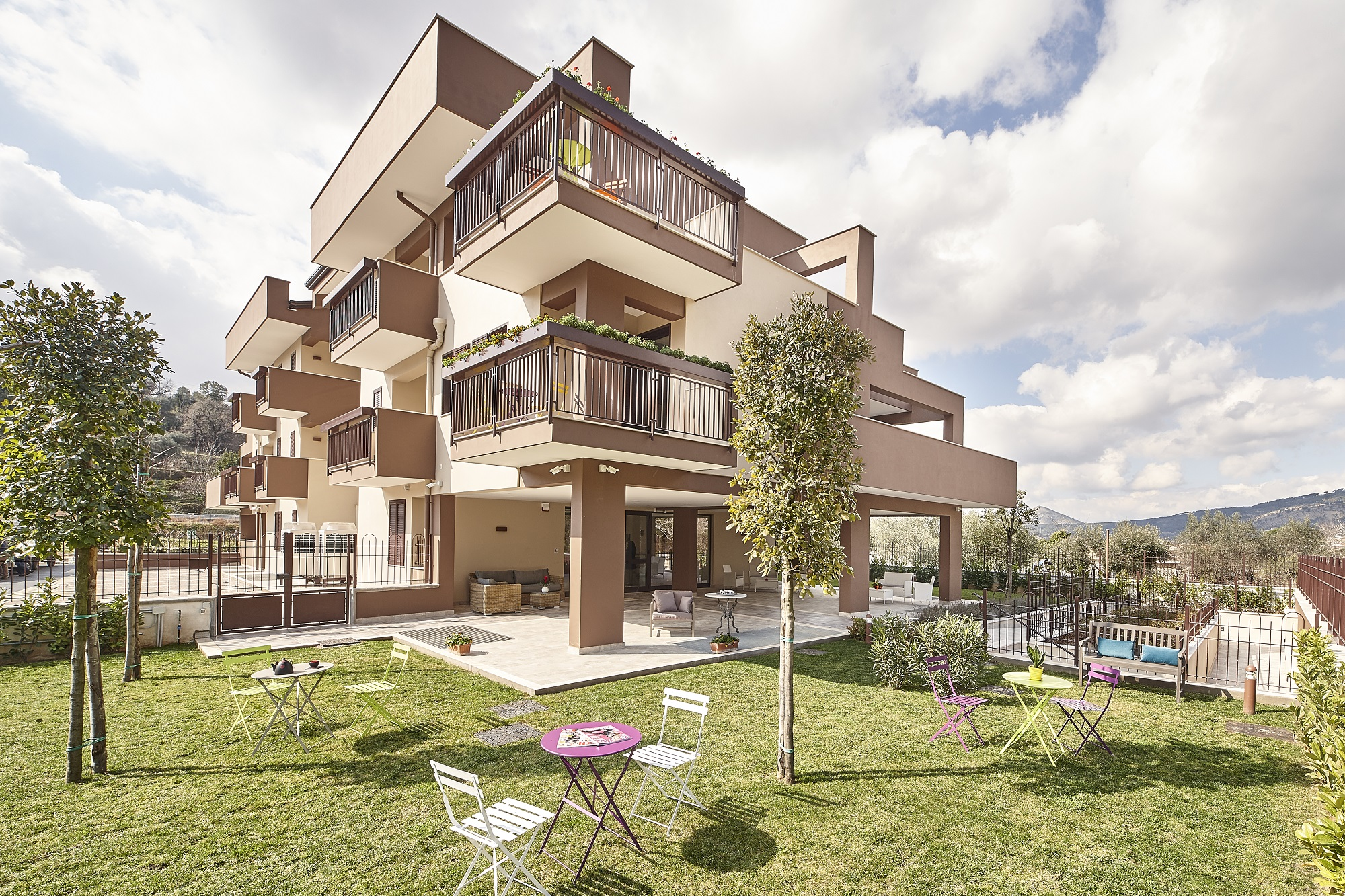 Villa Oscar, casa per anziani